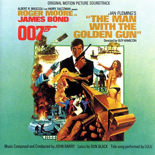 The Man With The Golden Gun (Original Motion Picture Soundtrack) van Various Artists