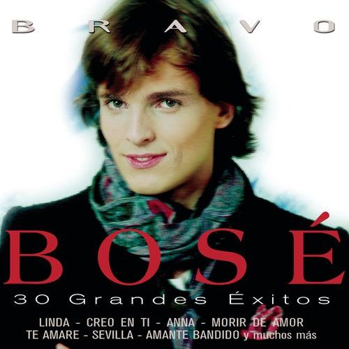 Bravo Bosé - 30 Grandes Exitos by Miguel Bosé