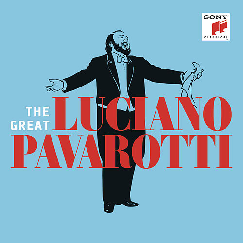 The Great Luciano Pavarotti de Luciano Pavarotti