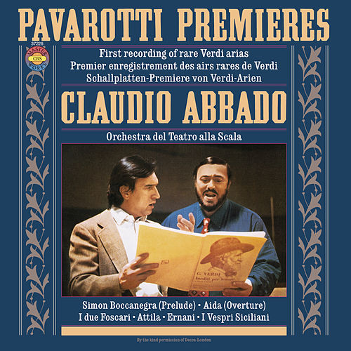 Pavarotti Sings Rare Verdi Arias (Remastered) by Luciano Pavarotti