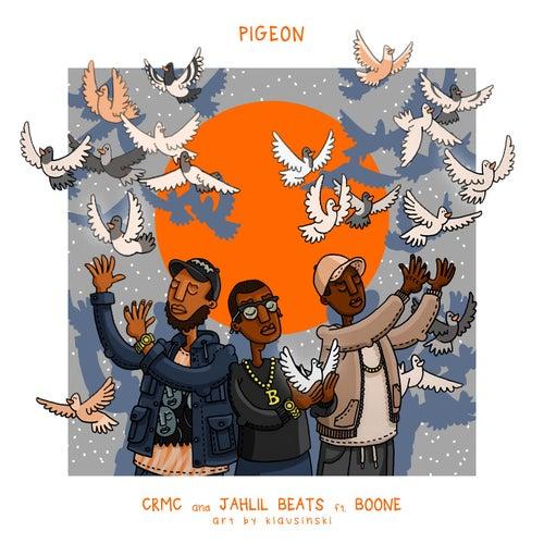 Pigeons (feat. Boone) von Jahlil Beats