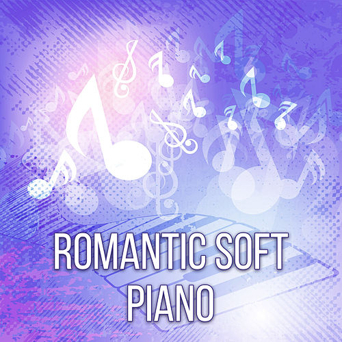 Romantic Soft Piano – Instrumental Jazz, Easy Listening, Mellow Sounds of Jazz, Dinner for Two de Relaxing Piano Music