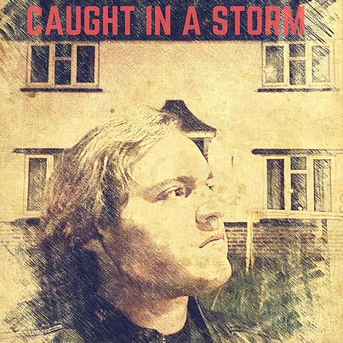 Caught in a Storm by Miles Grindey