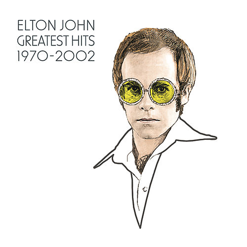 Greatest Hits 1970-2002 by Elton John