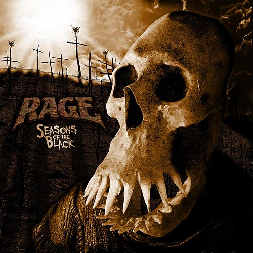 Seasons of the Black by Rage