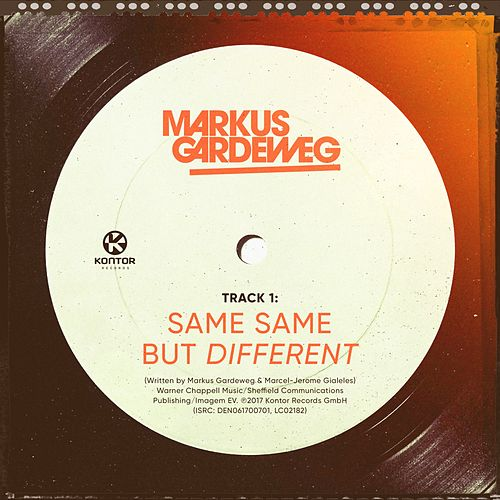 Same Same but Different von Markus Gardeweg