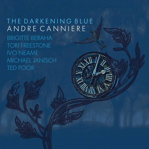 The Darkening Blue by Andre Canniere