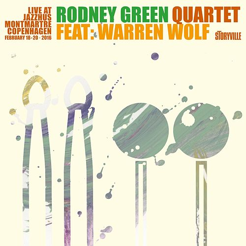 Live at Montmartre by Rodney Green Quartet