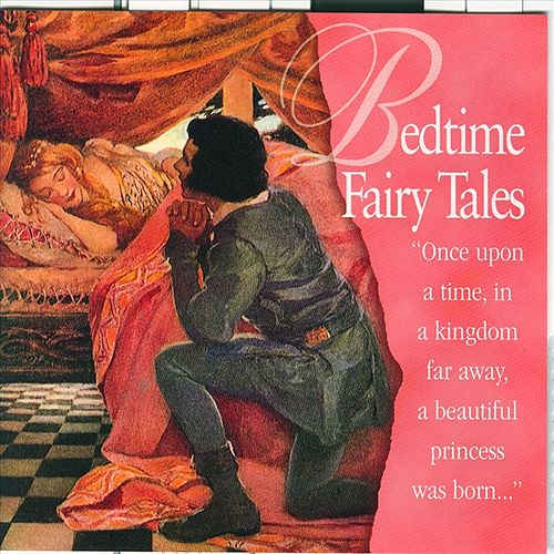 Bedtime Fairy Tales by Adam Freeland
