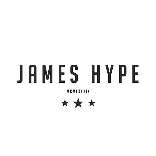 Inside My Heart by James Hype!