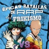Saitama vs Izuku Midoriya. Épicas Batallas De Rap Del Frikismo T2 by Keyblade
