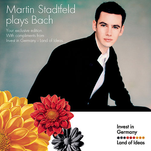 Martin Stadtfeld Plays Bach by Martin Stadtfeld