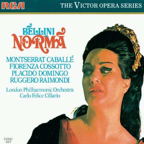 Bellini: Norma Gesamtaufnahme de Plácido Domingo