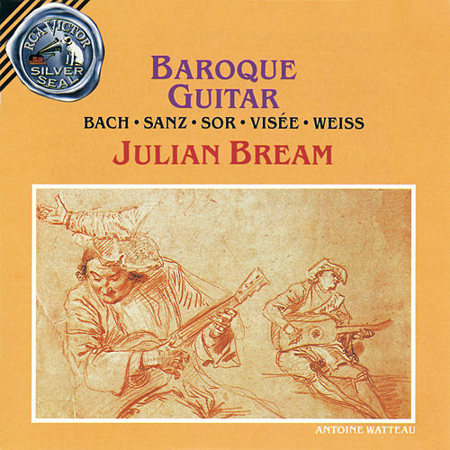 Bach: Prelude in D Minor/Suite in E Minor fra Julian Bream