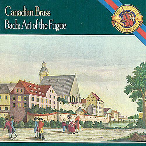 Bach: The Art of the Fugue de Canadian Brass