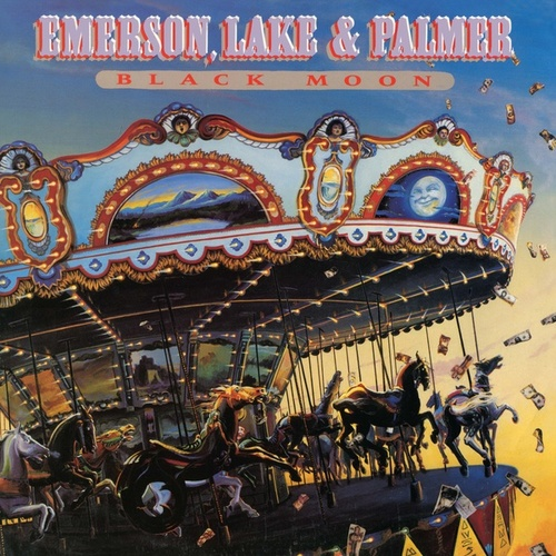 Black Moon (2017 - Remaster) de Emerson, Lake & Palmer
