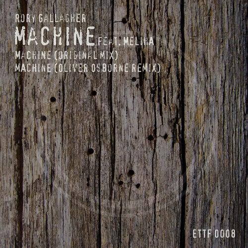 Machine de Rory Gallagher