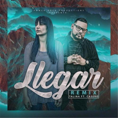 Llegar (Remix) [feat. Casero] von Talina