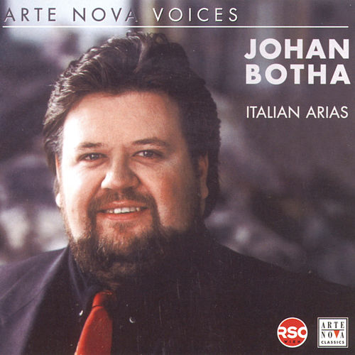 Arte Nova Voices - Portrait von Johan Botha