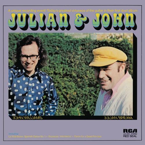 Julian Bream & John Williams by John Williams
