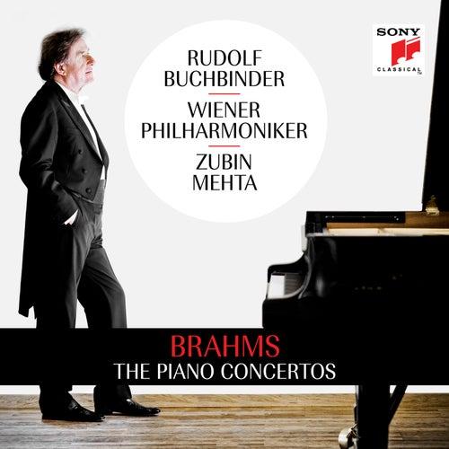 Brahms: The Piano Concertos by Rudolf Buchbinder