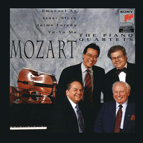 Mozart: Piano Quartets (Remastered) by Yo-Yo Ma