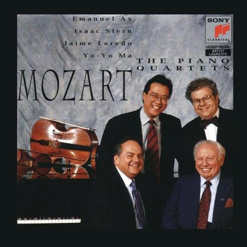 Mozart: Piano Quartets (Remastered) de Yo-Yo Ma