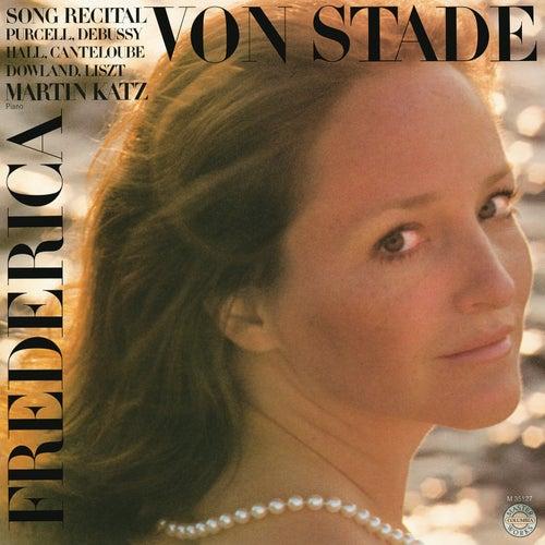 Frederica von Stade Song Recital de Frederica Von Stade