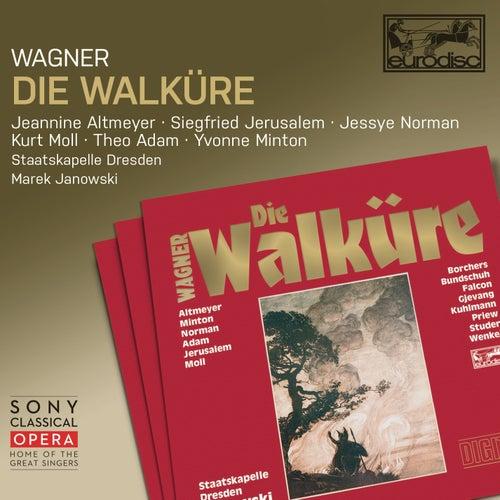 Wagner: Die Walküre von Marek Janowski