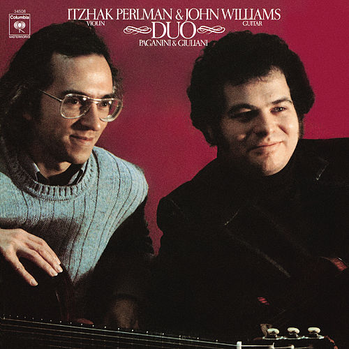 Duo: Itzhak Perlman & John Williams von Itzhak Perlman