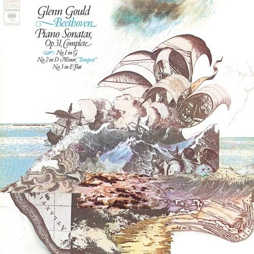 Beethoven: Piano Sonatas Nos. 16-18, Op. 31 - Gould Remastered von Glenn Gould