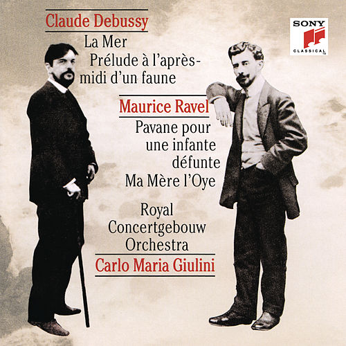 Debussy and Ravel: Orchestral Works by Carlo Maria Giulini