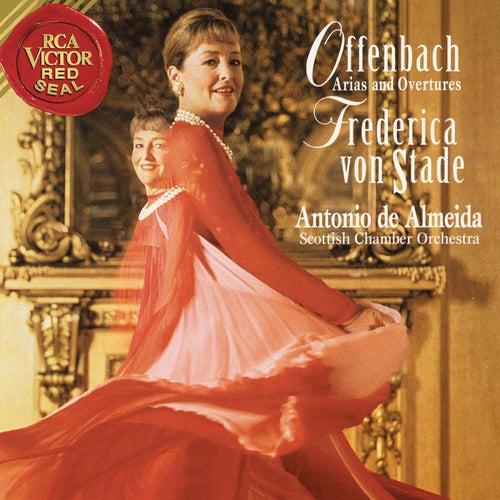Frederica von Stade Sings Offenbach Arias and Overtures de Frederica Von Stade