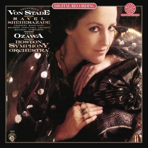 Ravel: Vocal Works de Frederica Von Stade