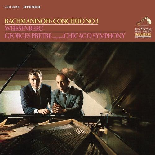 Rachmaninoff: Piano Concerto No. 3 in D Minor, Op. 30 von Alexis Weissenberg