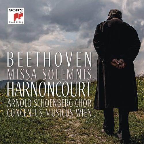 Beethoven: Missa Solemnis in D Major, Op. 123 von Nikolaus Harnoncourt