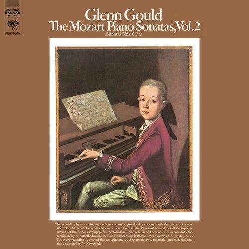 Mozart: Piano Sonatas Nos. 6, 7 & 9 - Gould Remastered von Glenn Gould