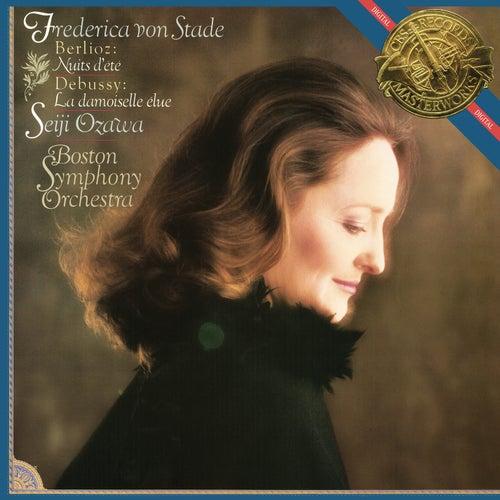 Frederica von Stade Sings Berlioz & Debussy de Frederica Von Stade