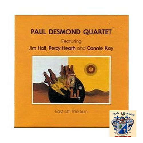 East of the Sun by Paul Desmond