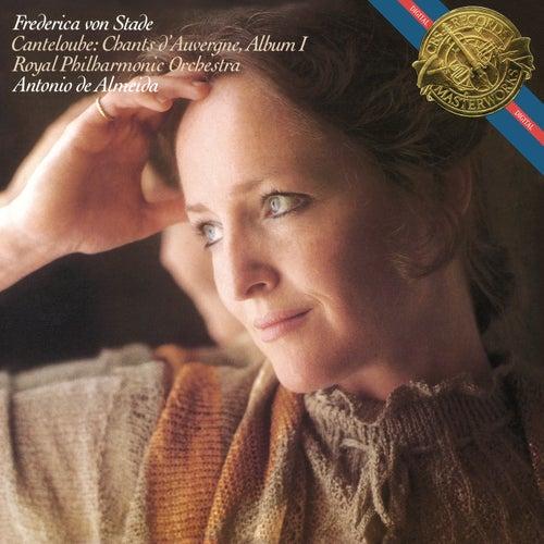 Frederica von Stade Sings Chants d'Auvergne de Frederica Von Stade