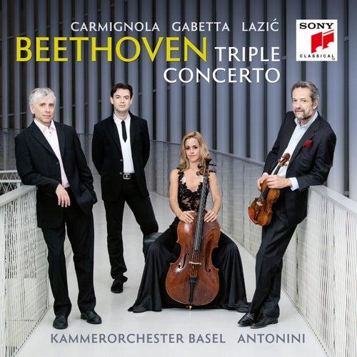 Beethoven: Triple Concerto von Sol Gabetta