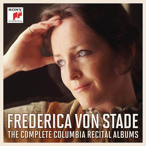 Frederica von Stade - The Complete Columbia Recital Albums de Frederica Von Stade