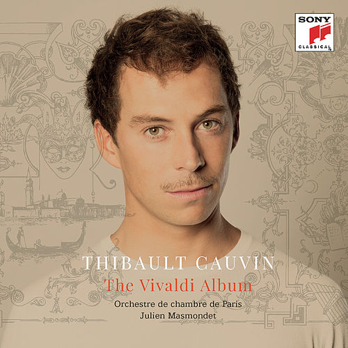The Vivaldi Album by Thibault Cauvin