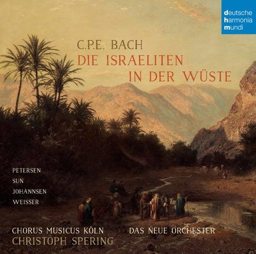 C.P.E. Bach: Die Israeliten in der Wüste von Christoph Spering