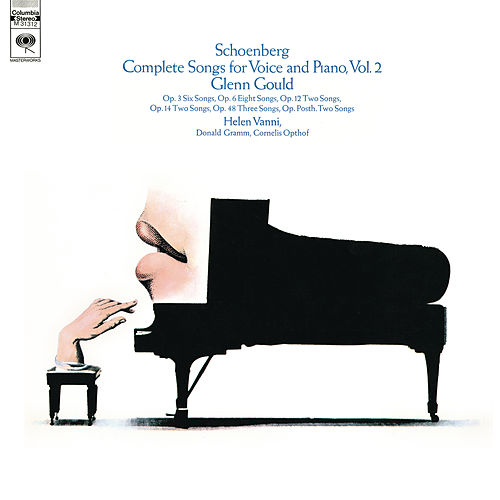 Schoenberg: Complete Songs, Vol. 2 - Gould Remastered by Glenn Gould