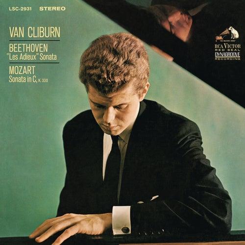 Beethoven: Piano Sonata No. 26 in E-Flat Major, Op. 81a 'Les Adieux' - Mozart: Piano Sonata in C Major, K. 330 de Van Cliburn