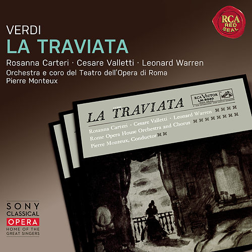 Verdi: La Traviata (Remastered) de Pierre Monteux