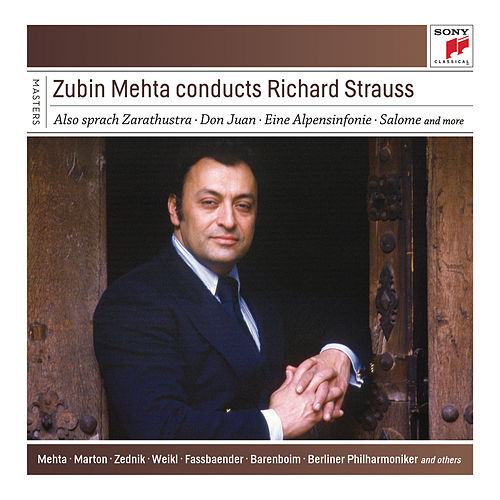 Zubin Mehta Conducts Richard Strauss von Zubin Mehta