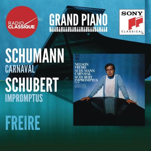 Schumann: Carnaval / Schubert: Impromptus - Freire by Nelson Freire