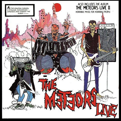 Live/Live, Vol. 2 von The Meteors